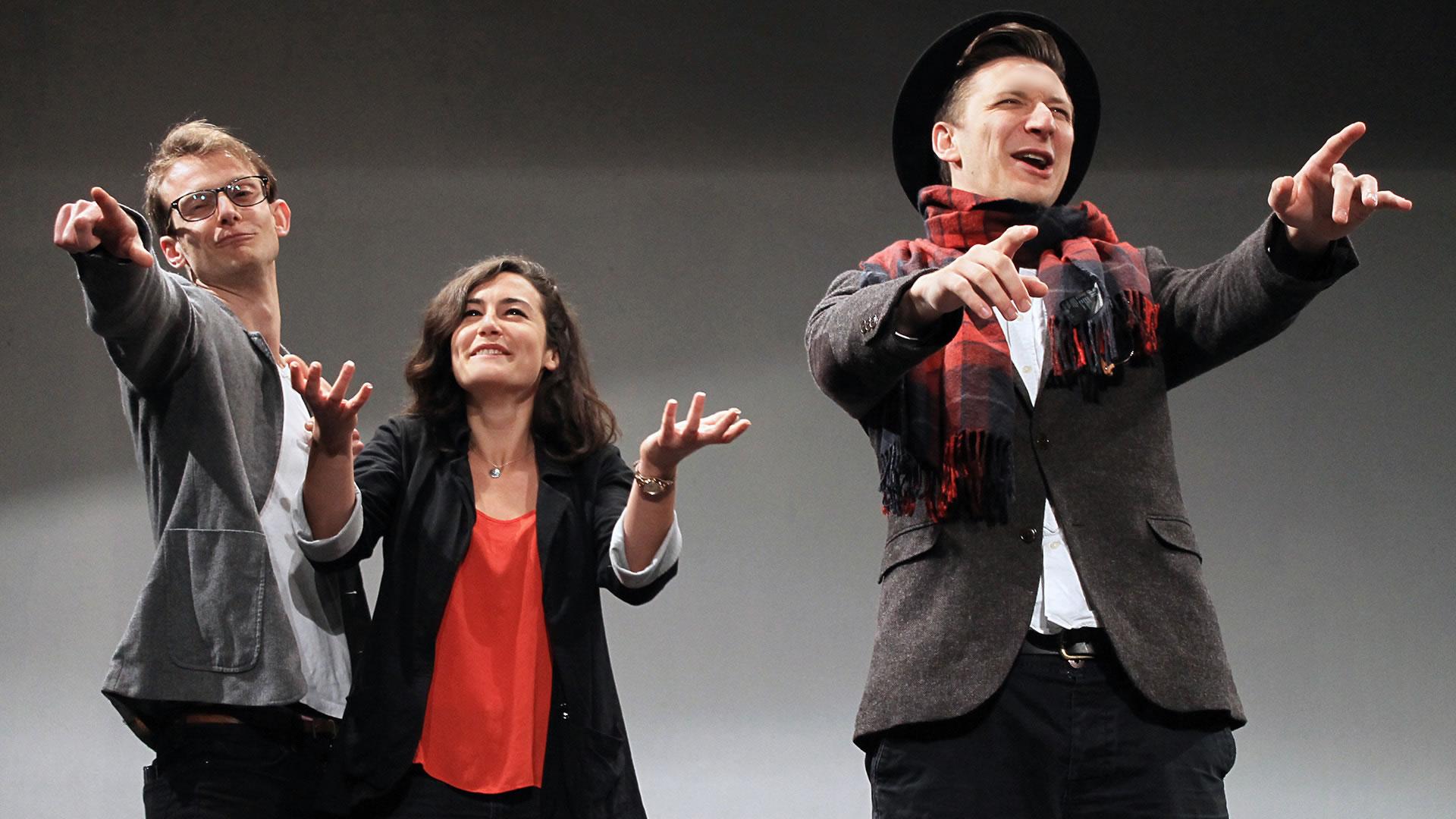 Backchat - English Theatre Company